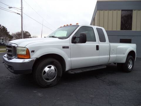 2000 Ford F-350 Super Duty for sale at Niewiek Auto Sales in Grand Rapids MI