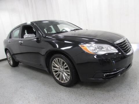 2013 Chrysler 200 for sale at MATTHEWS HARGREAVES CHEVROLET in Royal Oak MI