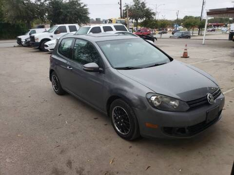 2011 Volkswagen Golf for sale at Bad Credit Call Fadi in Dallas TX