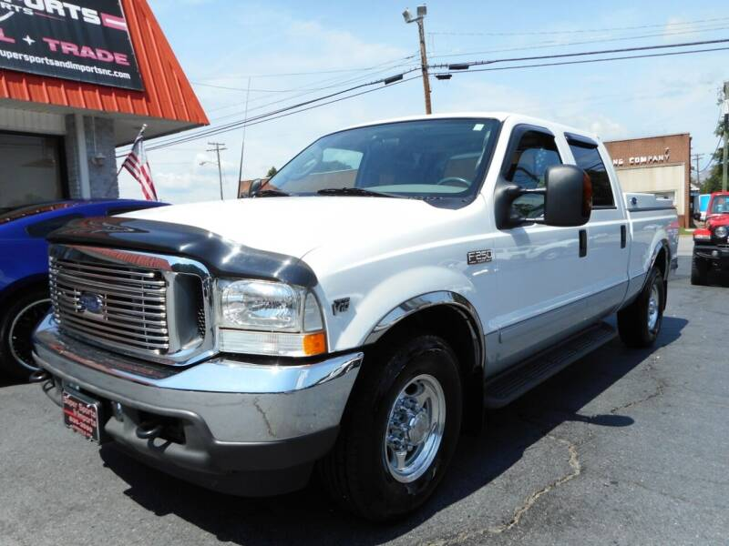 2003 Ford F-250 Super Duty for sale at Super Sports & Imports in Jonesville NC
