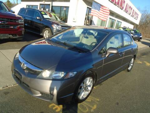 2009 Honda Civic for sale at Island Auto Buyers in West Babylon NY