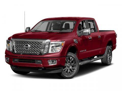 2017 Nissan Titan XD for sale at Courtesy Value Pre-Owned I-49 in Lafayette LA