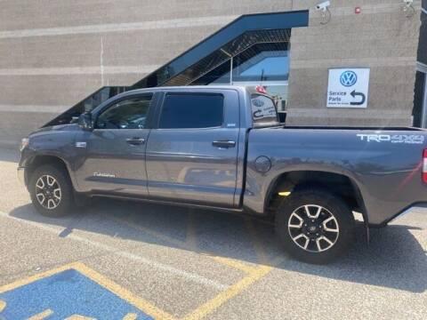 2018 Toyota Tundra for sale at Camelback Volkswagen Subaru in Phoenix AZ