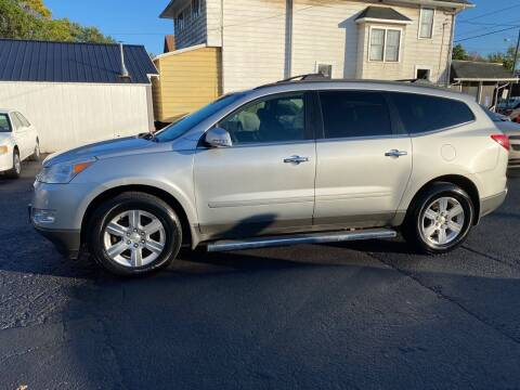 2012 Chevrolet Traverse for sale at E & A Auto Sales in Warren OH