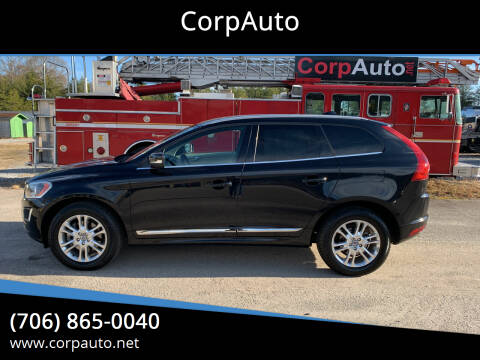 2014 Volvo XC60 for sale at CorpAuto in Cleveland GA