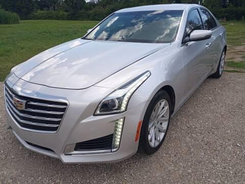 2016 Cadillac CTS for sale at LA PULGA DE AUTOS in Dallas TX