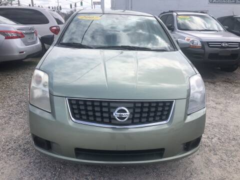 2007 Nissan Sentra for sale at Advantage Motors in Newport News VA