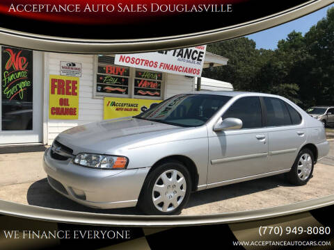 2000 Nissan Altima for sale at Acceptance Auto Sales Douglasville in Douglasville GA