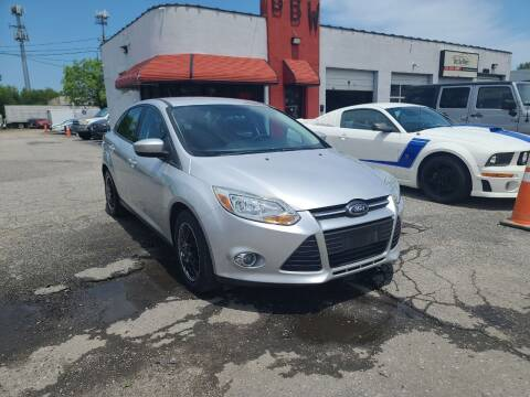 2012 Ford Focus for sale at Best Buy Wheels in Virginia Beach VA