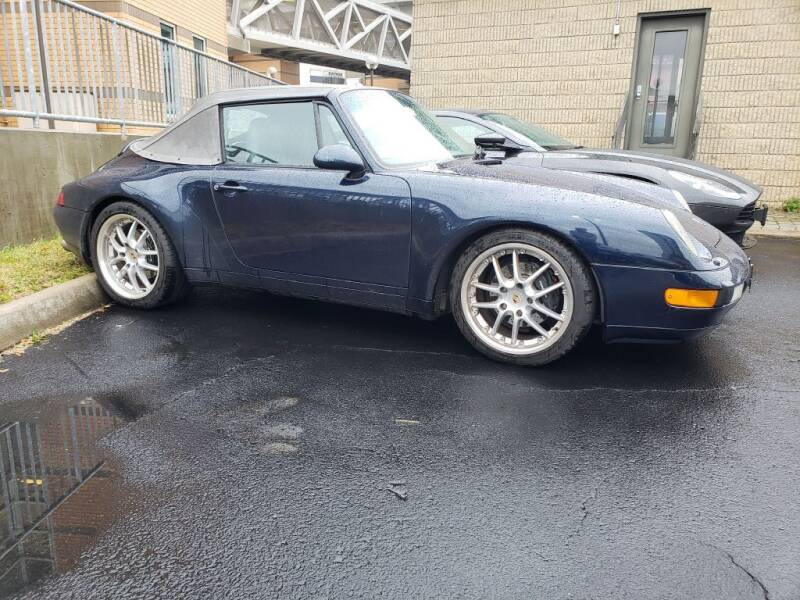 1998 Porsche 911 for sale at GEARHEADS in Vienna VA