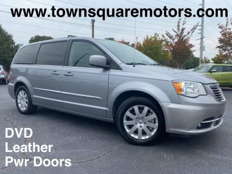 2016 Chrysler Town and Country for sale at Town Square Motors in Lawrenceville GA