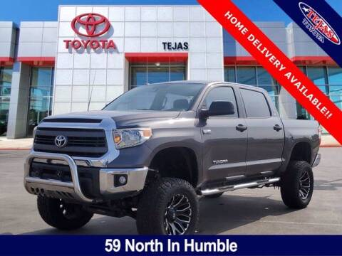 2014 Toyota Tundra for sale at TEJAS TOYOTA in Humble TX