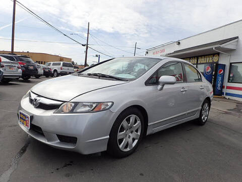 2010 Honda Civic for sale at Tommy's 9th Street Auto Sales in Walla Walla WA