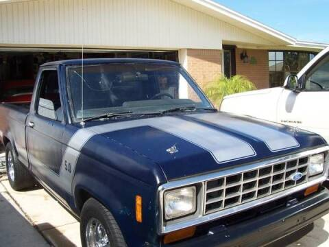 1986 Ford Ranger for sale at Haggle Me Classics in Hobart IN