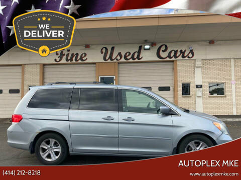 2010 Honda Odyssey for sale at Autoplex MKE in Milwaukee WI