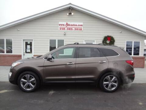 2014 Hyundai Santa Fe for sale at GIBB'S 10 SALES LLC in New York Mills MN