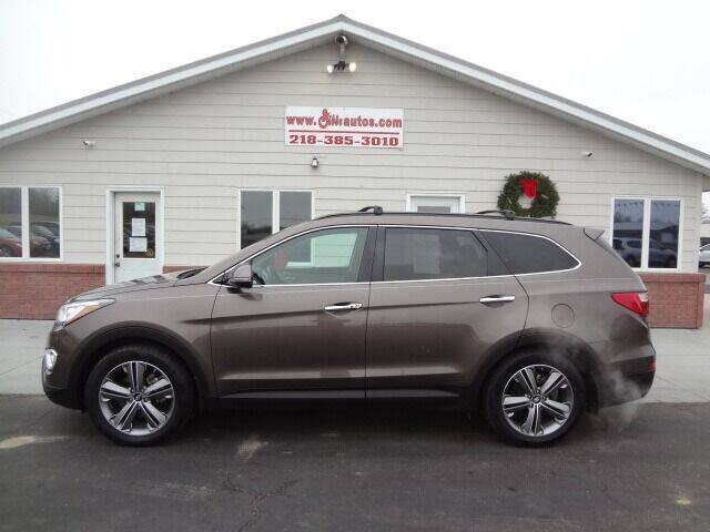 2014 Hyundai Santa Fe for sale at GIBB'S 10 SALES LLC in New York Mills MN