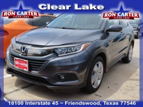 2019 Honda HR-V for sale at Ron Carter  Clear Lake Used Cars in Houston TX