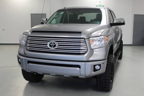 2016 Toyota Tundra for sale at Mag Motor Company in Walnut Creek CA