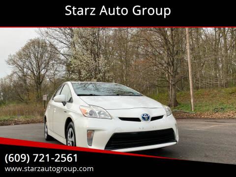 2012 Toyota Prius for sale at Starz Auto Group in Delran NJ