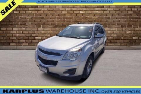 2014 Chevrolet Equinox for sale at Karplus Warehouse in Pacoima CA