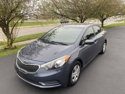 2016 Kia Forte for sale at Auto Hub in Grandview MO