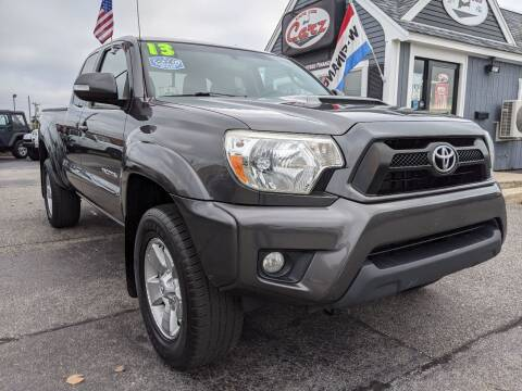 2013 Toyota Tacoma for sale at Cape Cod Carz in Hyannis MA
