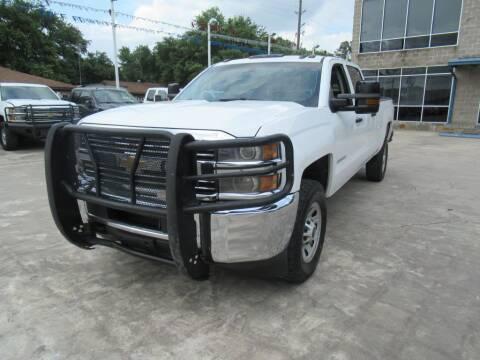 2016 Chevrolet Silverado 3500HD for sale at Lone Star Auto Center in Spring TX