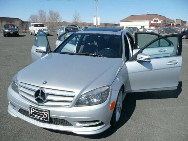 2011 Mercedes-Benz C-Class for sale at Prospect Auto Sales in Osseo MN