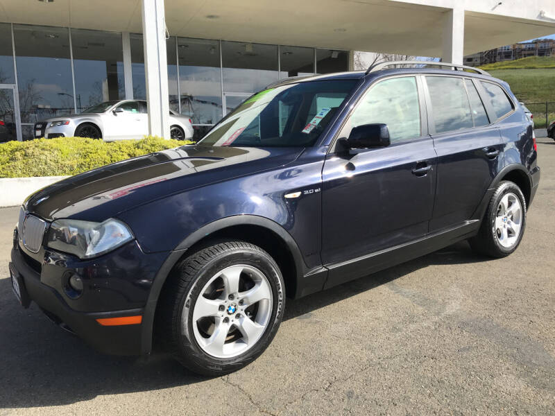 2007 BMW X3 for sale at Autos Wholesale in Hayward CA