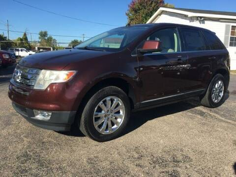 2010 Ford Edge for sale at Paramount Motors in Taylor MI