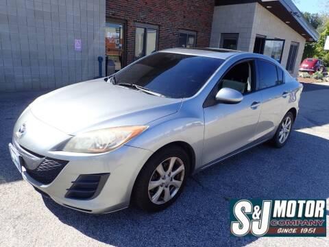 2010 Mazda MAZDA3 for sale at S & J Motor Co Inc. in Merrimack NH