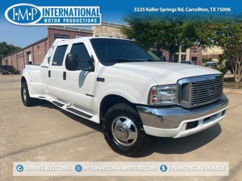 1999 Ford F-350 Super Duty for sale at International Motor Productions in Carrollton TX