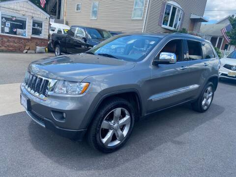 2012 Jeep Grand Cherokee for sale at Express Auto Mall in Totowa NJ