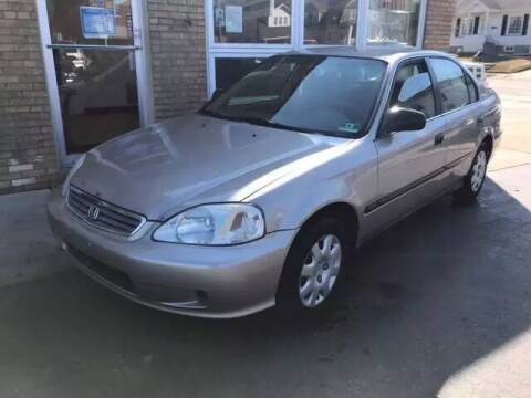 2000 Honda Civic for sale at Petite Auto Sales in Kenosha WI