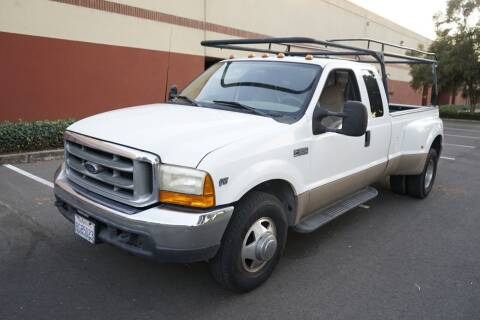 1999 Ford F-350 Super Duty for sale at Sports Plus Motor Group LLC in Sunnyvale CA