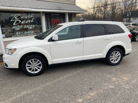 2017 Dodge Journey for sale at Real Deal Auto Sales in Auburn ME