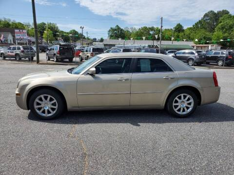 2009 Chrysler 300 for sale at A-1 Auto Sales in Anderson SC