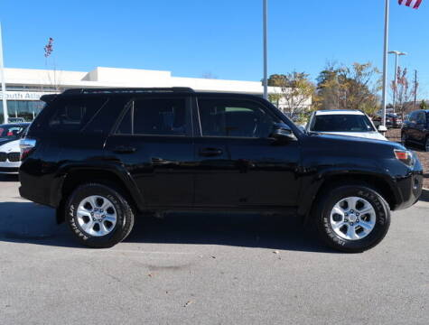 2018 Toyota 4Runner for sale at Southern Auto Solutions - Georgia Car Finder - Southern Auto Solutions - BMW of South Atlanta in Marietta GA