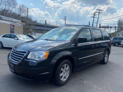 2010 Chrysler Town and Country for sale at Ultra 1 Motors in Pittsburgh PA