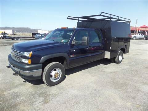 2005 Chevrolet Silverado 3500 for sale at Terrys Auto Sales in Somerset PA