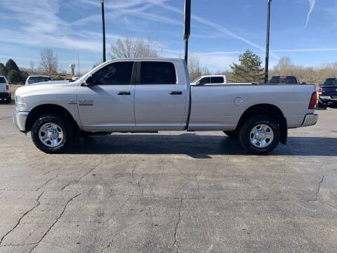 2015 RAM Ram Pickup 3500 for sale at Hawkins Motors Sales in Hillsdale MI