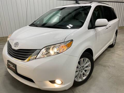 2013 Toyota Sienna for sale at EUROPEAN AUTOHAUS, LLC in Holland MI