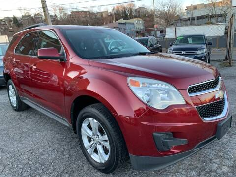 2010 Chevrolet Equinox for sale at TD MOTOR LEASING LLC in Staten Island NY
