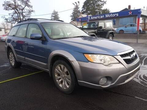 2008 Subaru Outback for sale at All American Motors in Tacoma WA