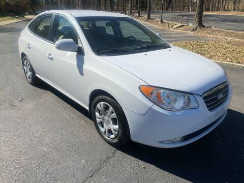 2009 Hyundai Elantra for sale at Bowie Motor Co in Bowie MD