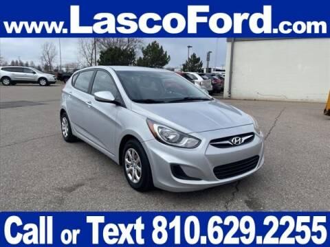 2014 Hyundai Accent for sale at LASCO FORD in Fenton MI