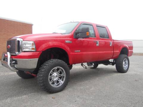 2006 Ford F-250 Super Duty for sale at Williams Auto & Truck Sales in Cherryville NC
