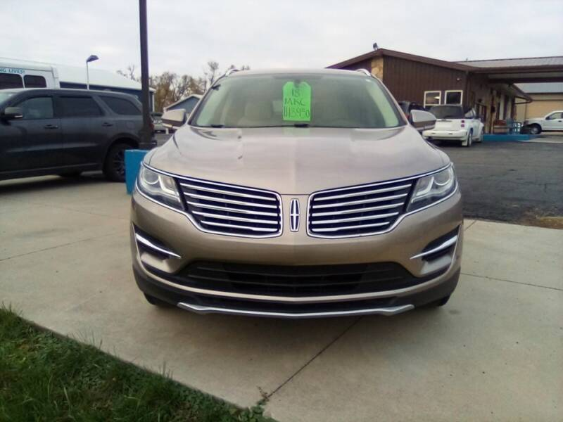 2018 Lincoln MKC for sale at Four Guys Auto in Cedar Rapids IA