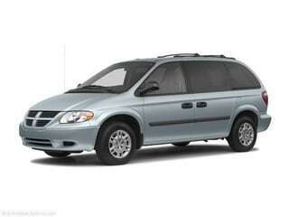 2005 Dodge Caravan for sale at BORGMAN OF HOLLAND LLC in Holland MI